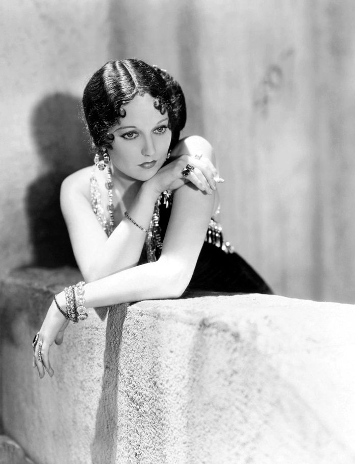 Actress Thelma Todd