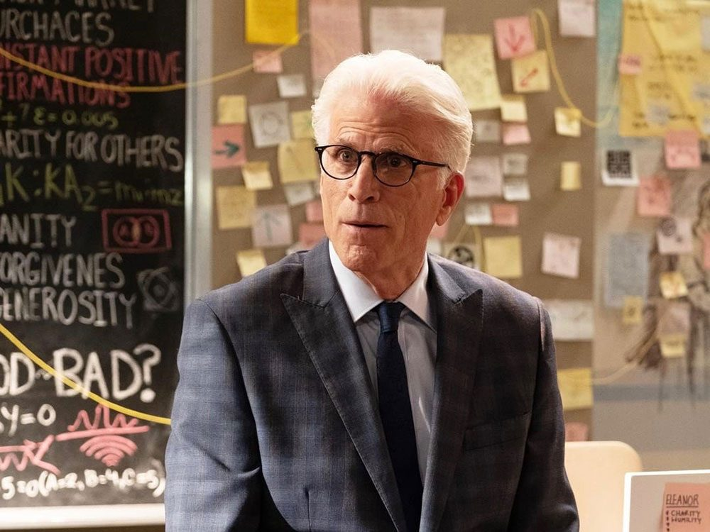 The Good Place quotes - Michael