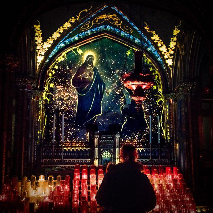 Montreal's Notre-Dame Basilica