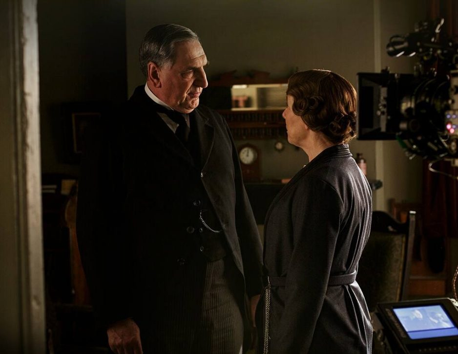 Downton Abbey quotes from Carson