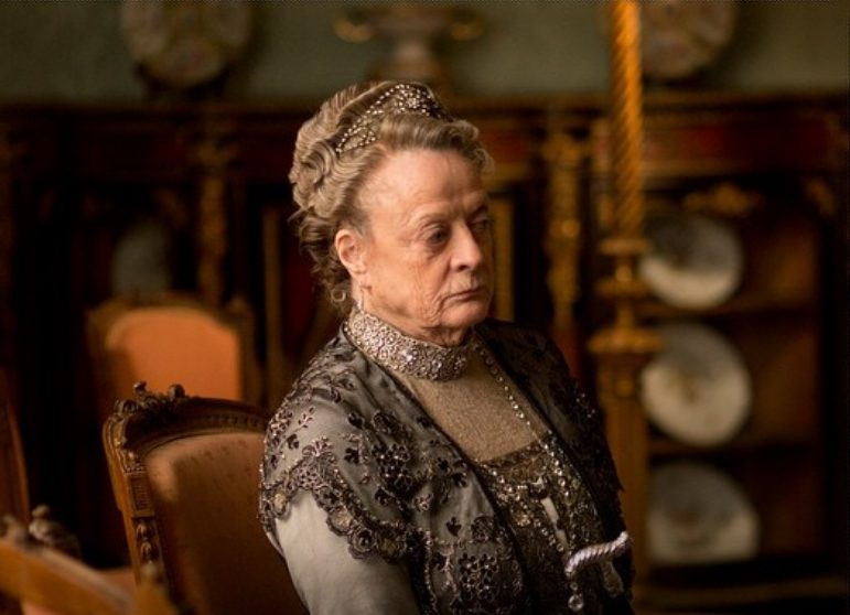 Downton Abbey quotes from the Dowager Countess