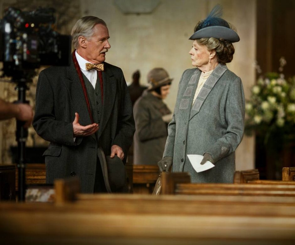 Downton Abbey quotes from Dr. Clarkson
