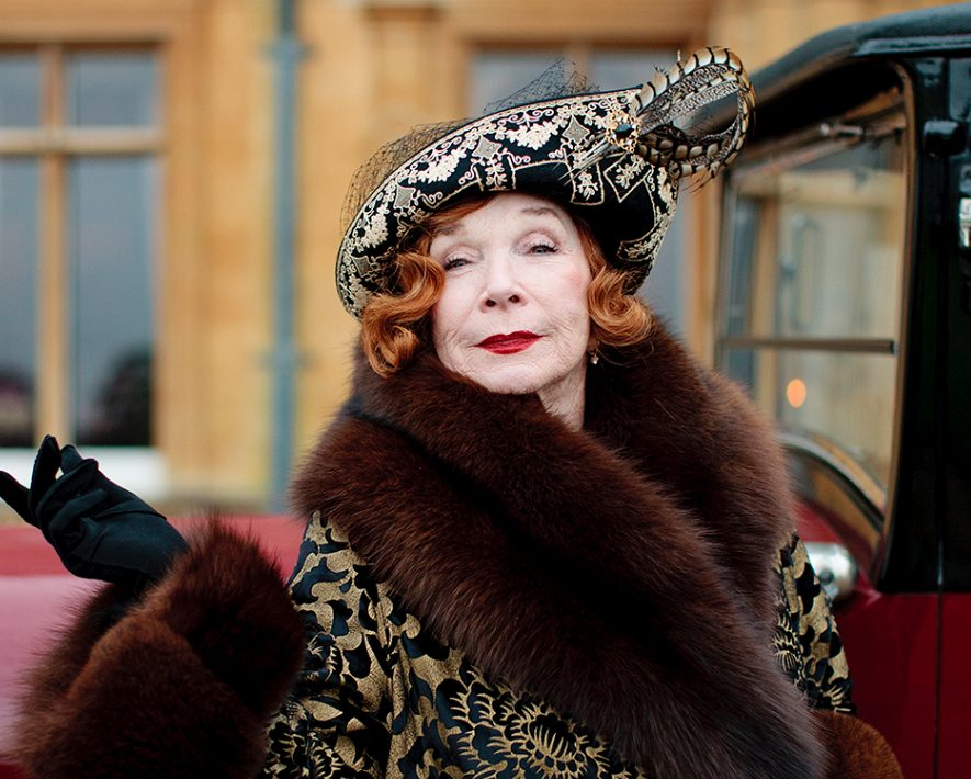 Downton Abbey quotes from Martha Levinson