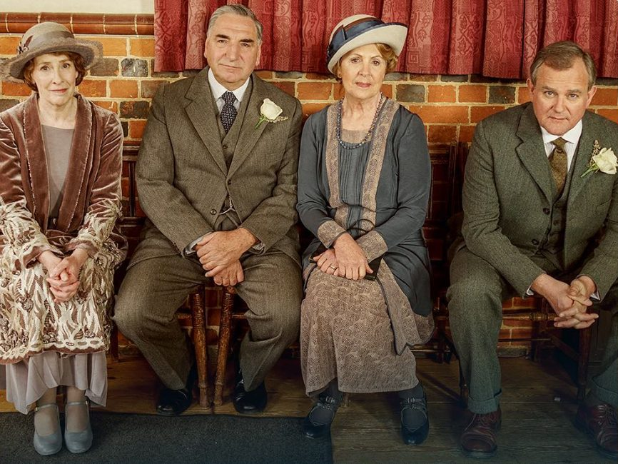 Downton Abbey quotes from Mrs. Hughes