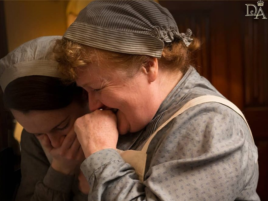 Downton Abbey quotes from Mrs. Patmore