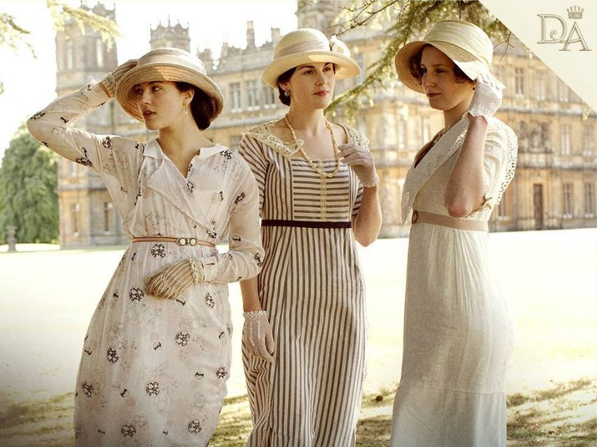 Downton Abbey quotes: Lady Sybil, Lady Mary and Lady Edith