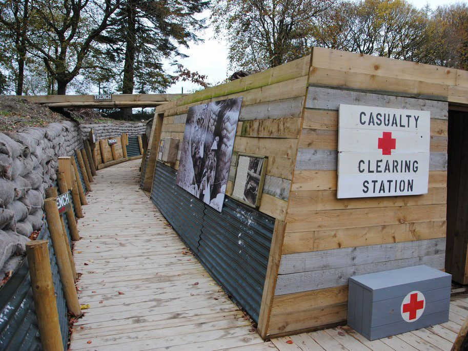 Things to do in Ireland: WWI Trench Experience, Cavan County Museum