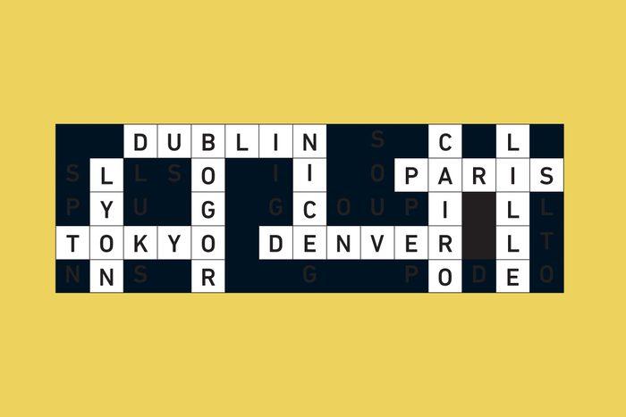 Quick Crossword Answer
