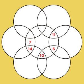 Reader's Digest games - bubble math