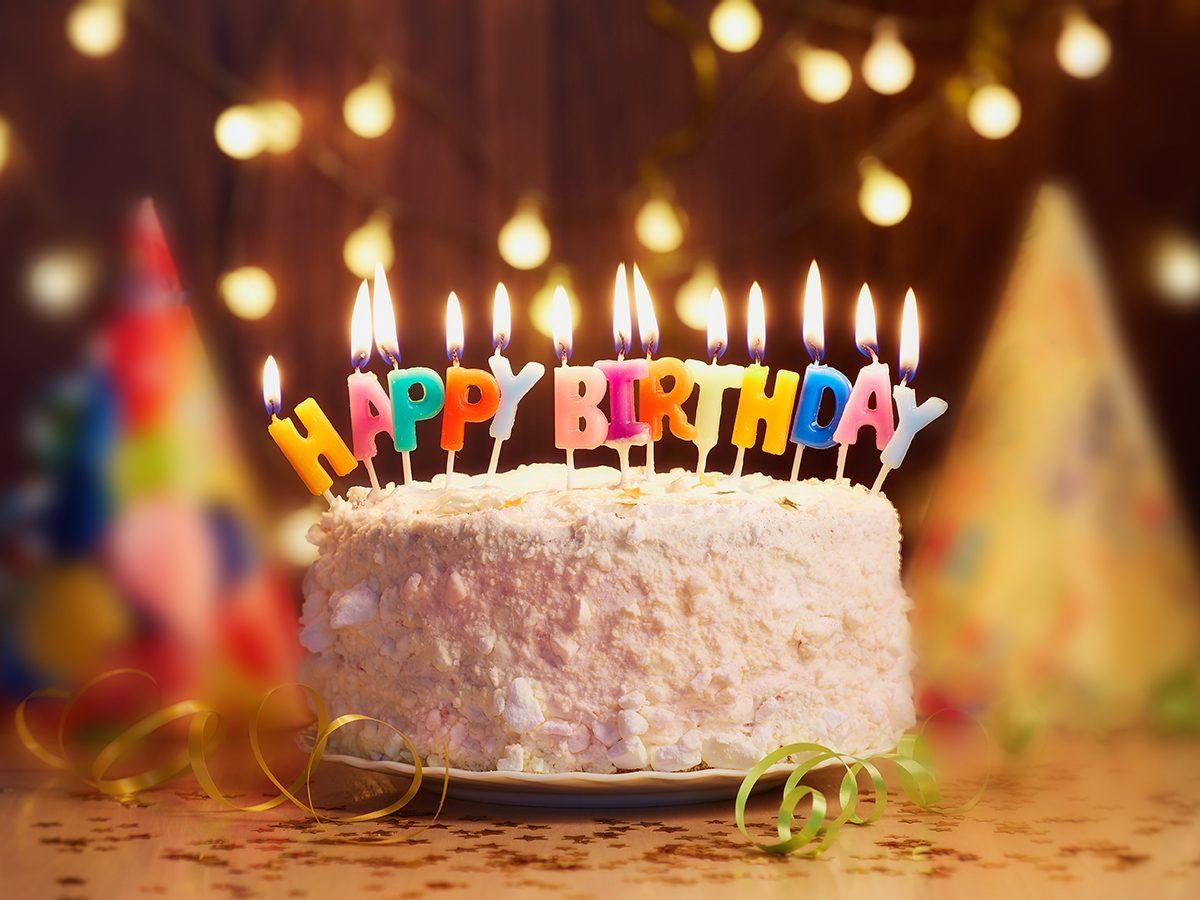 Best jokes of all time - birthday cake