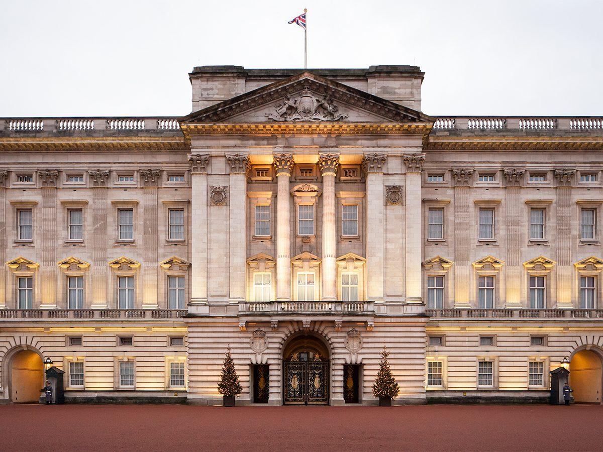 Best jokes of all time - Buckingham Palace