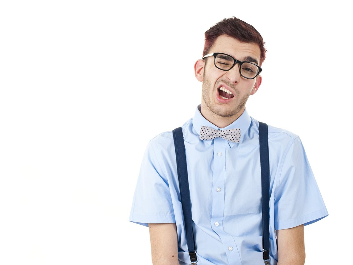Best jokes of all time - college student nerd