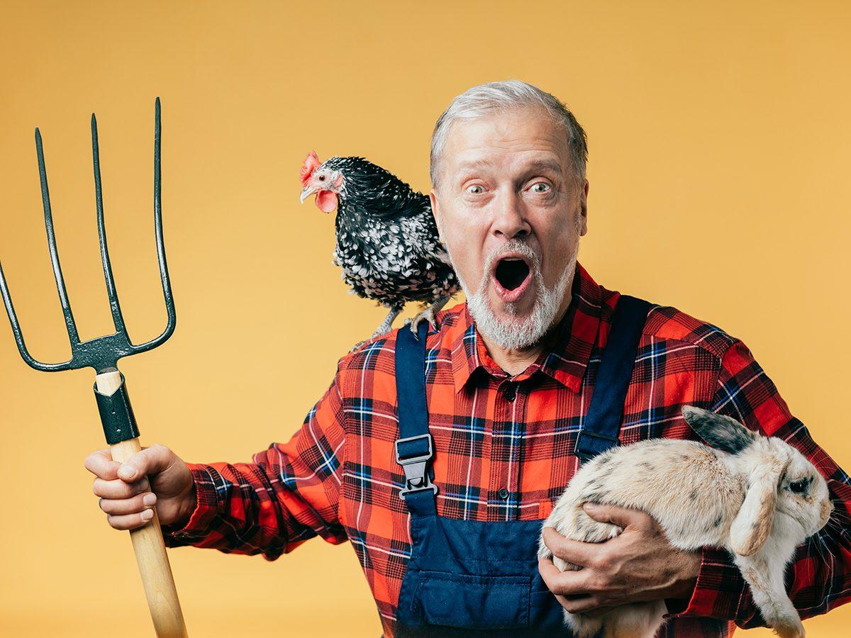 Best jokes of all time - funny old farmer