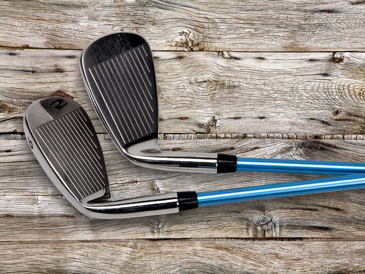 Best jokes of all time - golf clubs