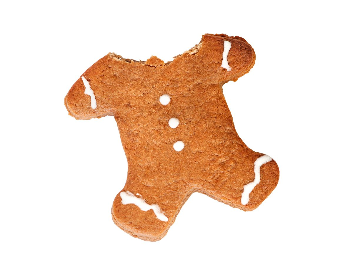 Best jokes of all time - headless gingerbread man