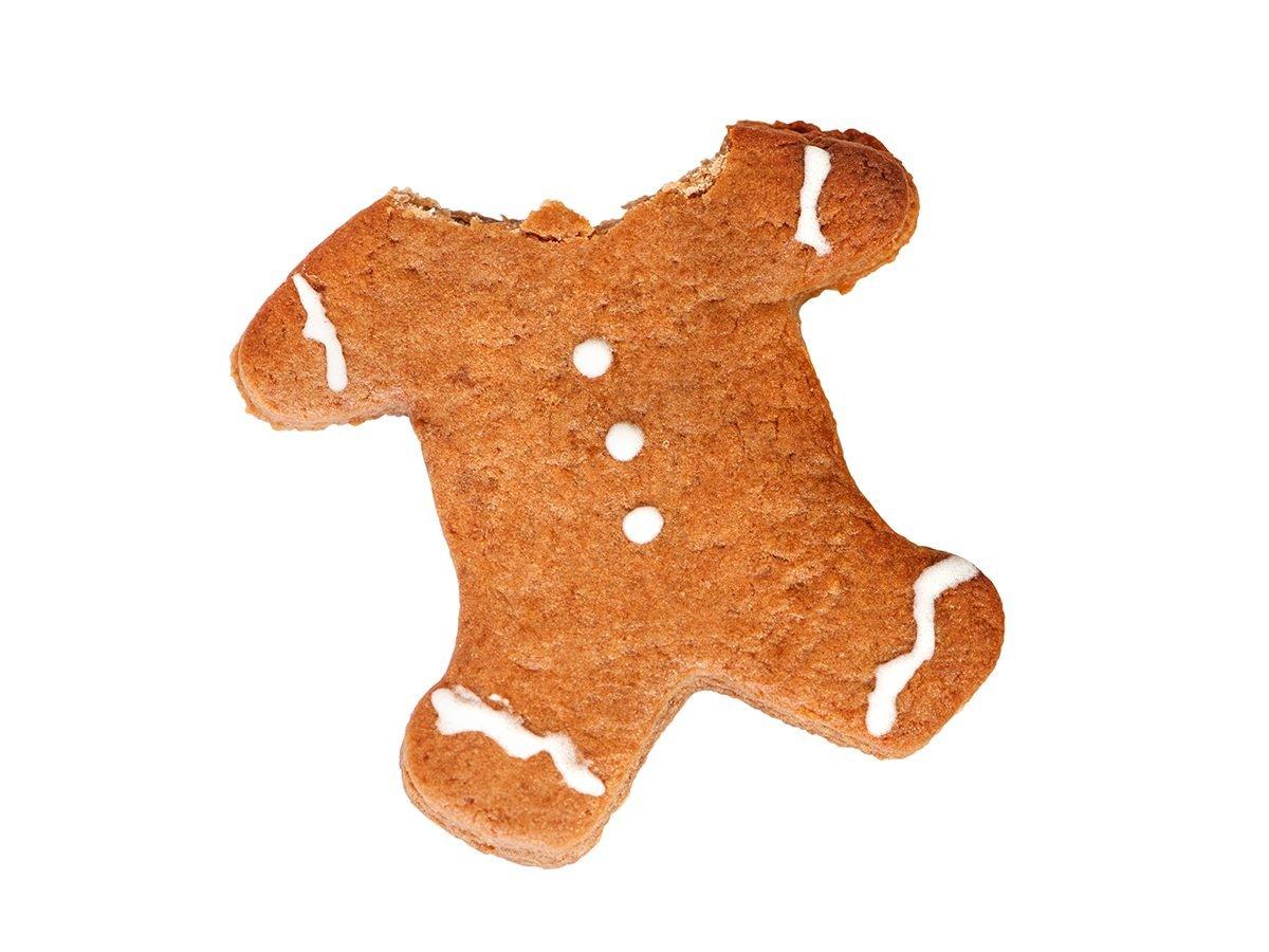 Best jokes of all time - headless gingerbread man