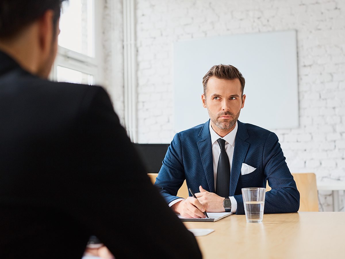 Best jokes of all time - job interview