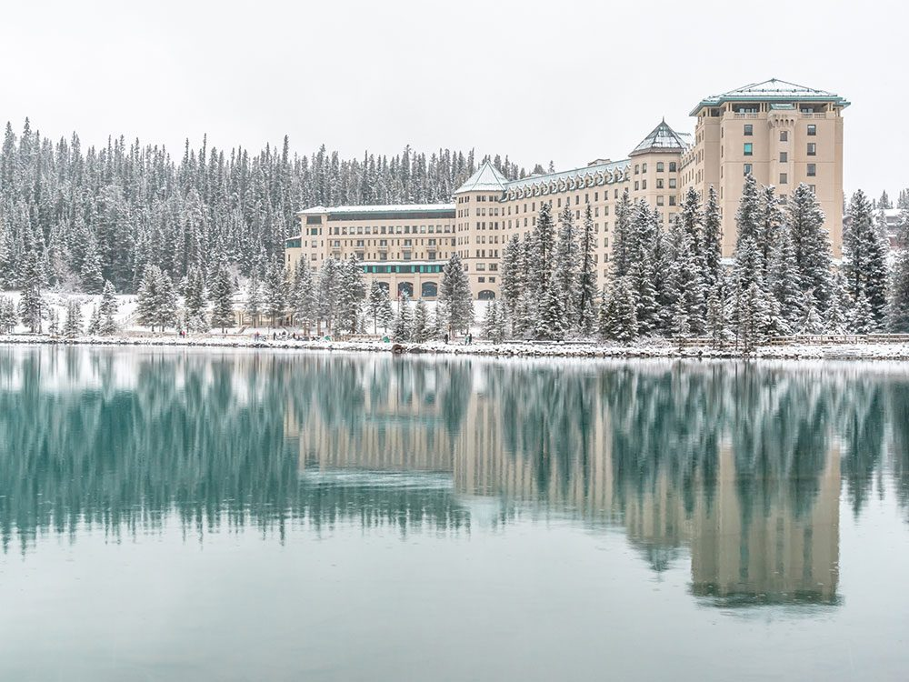 Best Places to Visit in Canada - Lake Louise and Banff