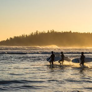 Best places to visit in Canada - Long Beach, Tofino, BC