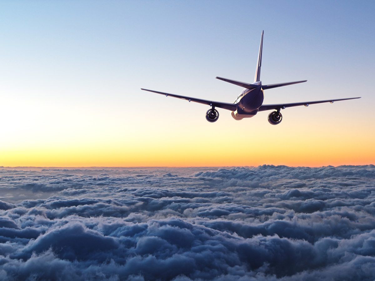 Best Reader's Digest jokes of all time - airplane flying