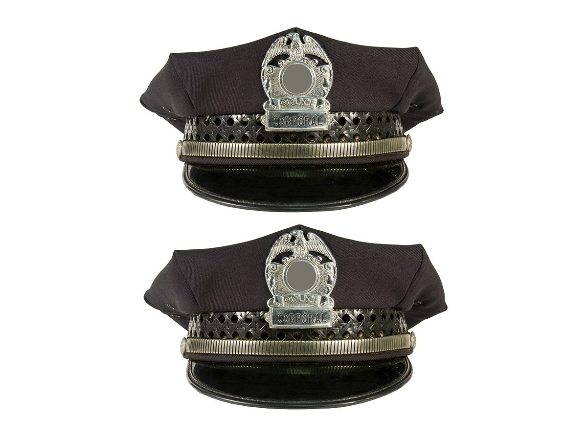 Best Reader's Digest jokes of all time - two cop hats