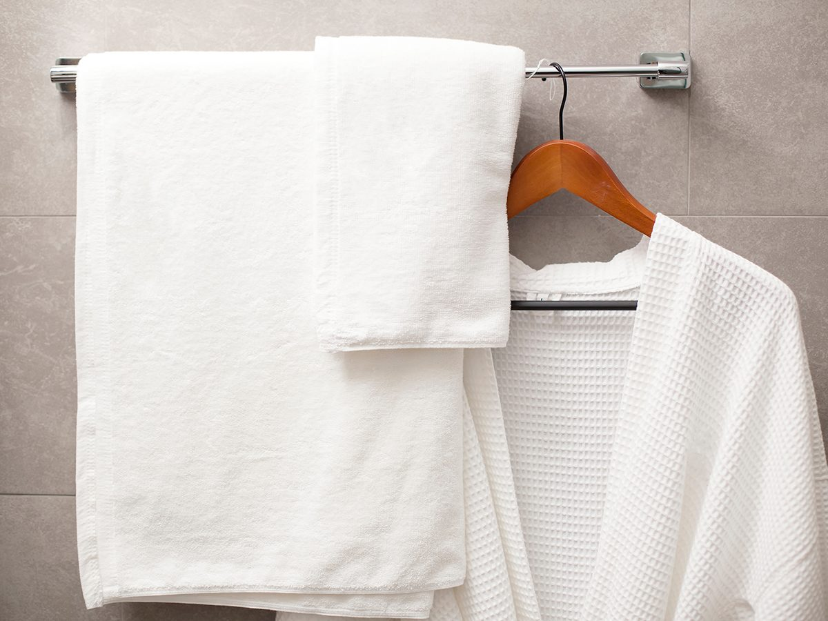 Best Reader's Digest jokes of all time - hotel towels