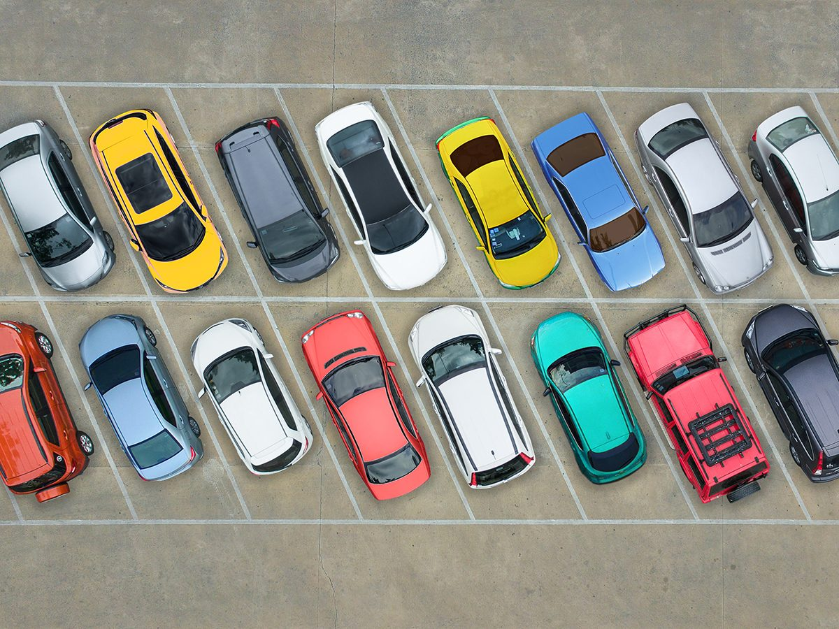 Best Reader's Digest jokes of all time - parking lot