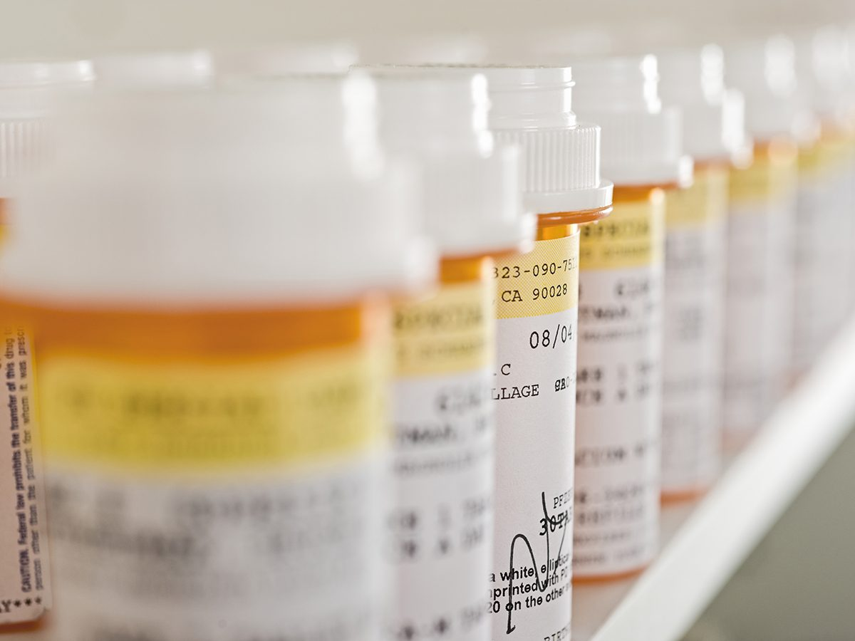 Best Reader's Digest jokes of all time - prescription medicine bottles