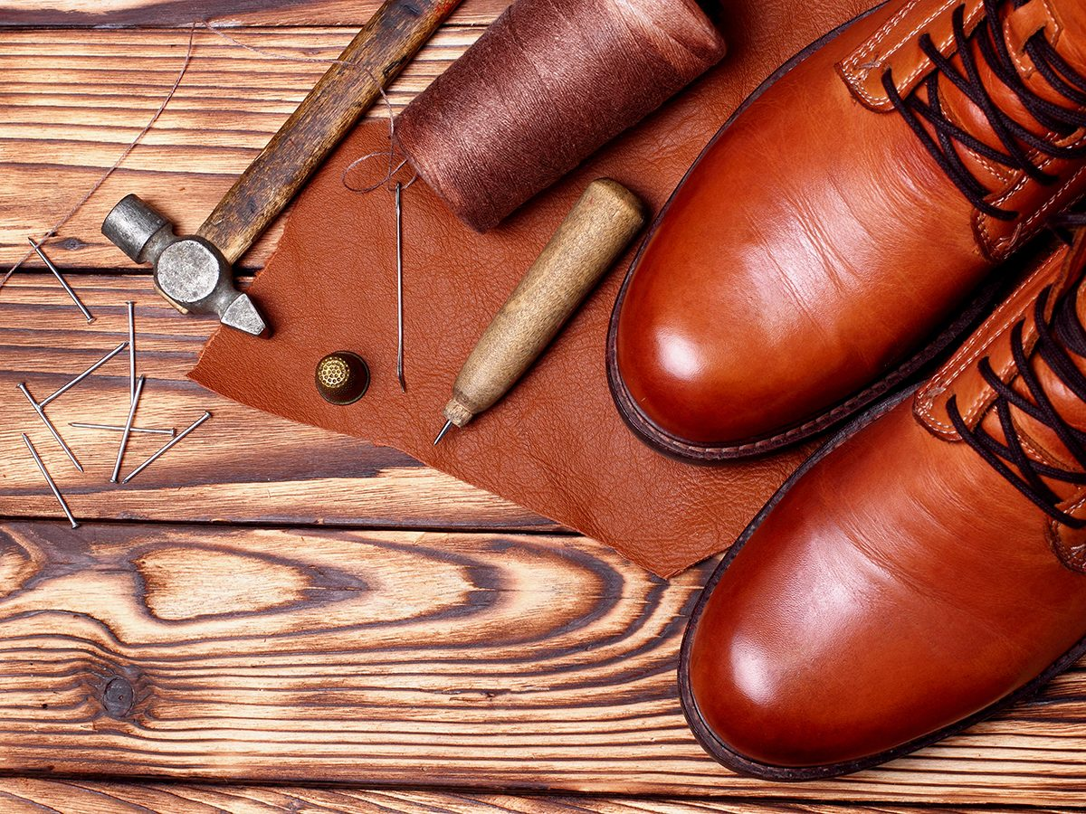Best Reader's Digest jokes of all time - shoe repair