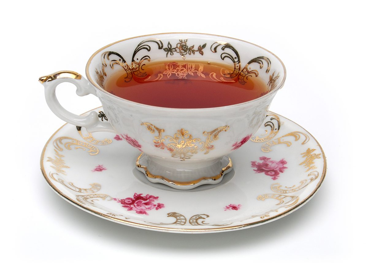 Best Reader's Digest jokes of all time - teacup and saucer