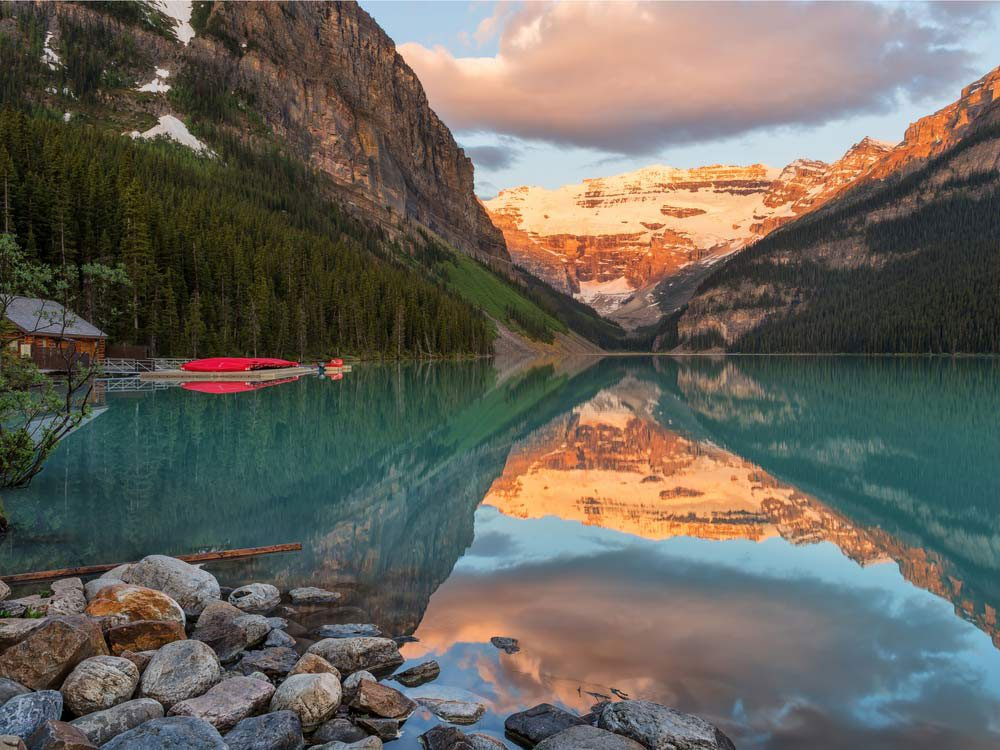 Canada attractions - Lake Louise