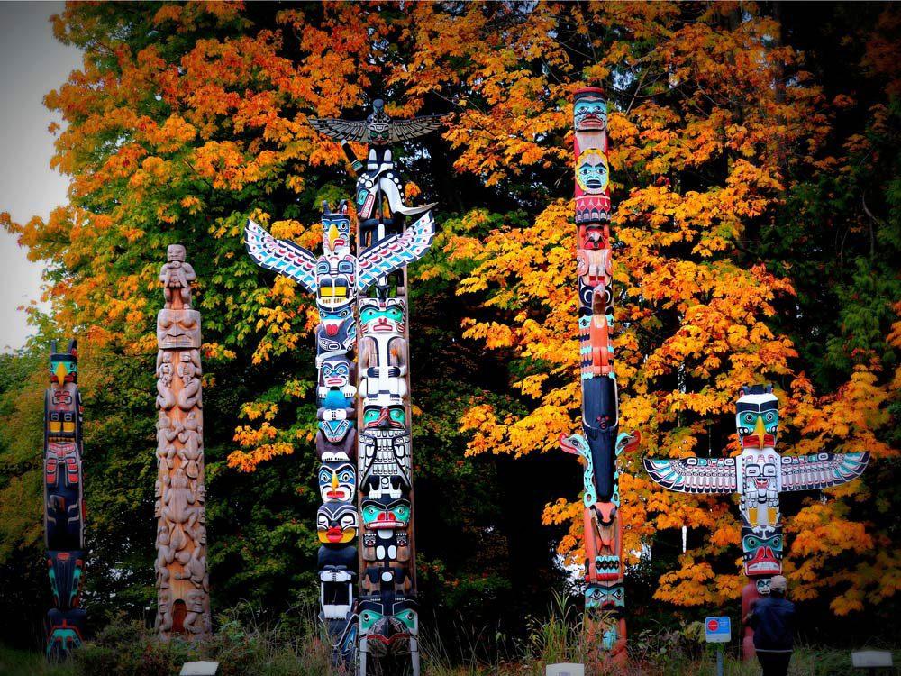 Canada attractions - Stanley Park