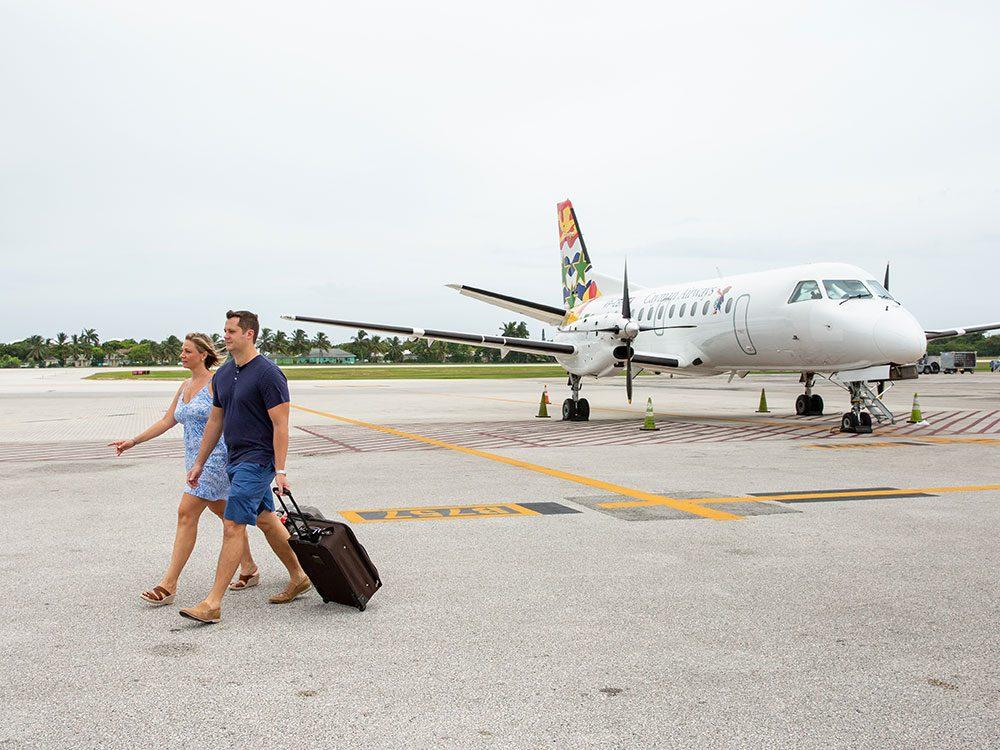 Health City Cayman Islands - flights from Canada