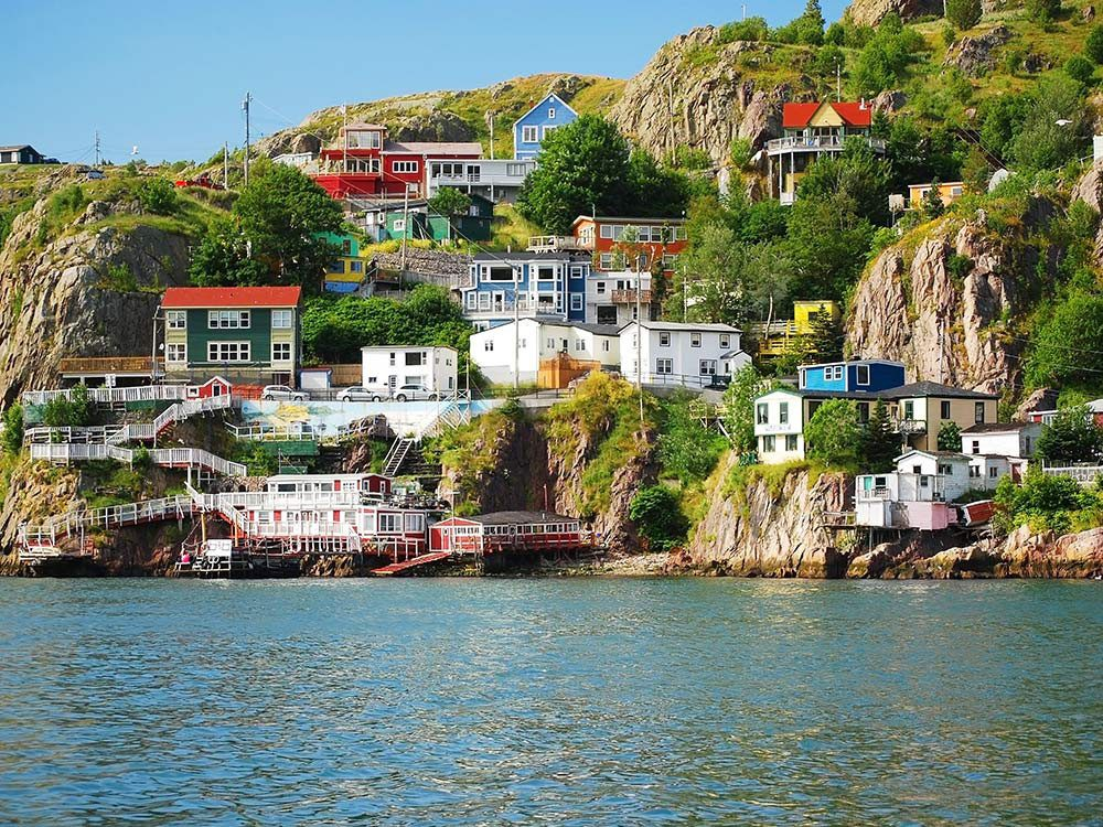 Most romantic places in Canada - Newfoundland