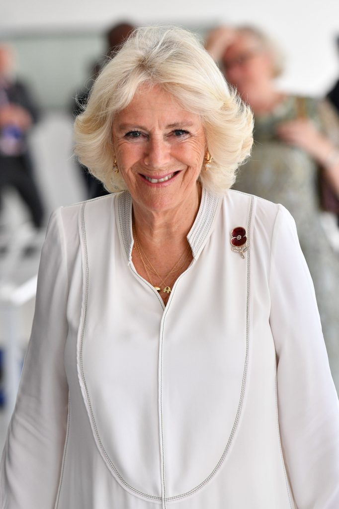 Prince Charles and Camilla Duchess of Cornwall tour of Ghana, Africa - 05 Nov 2018