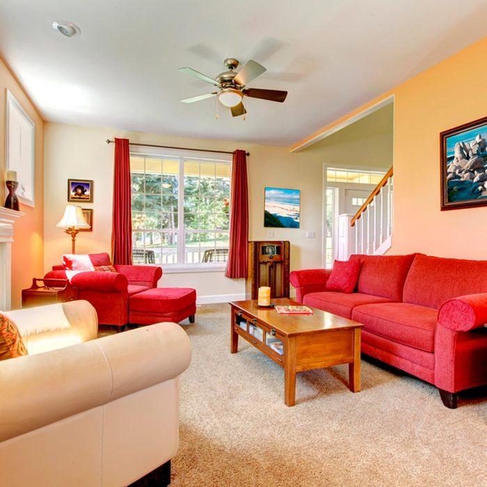 arranging your furniture