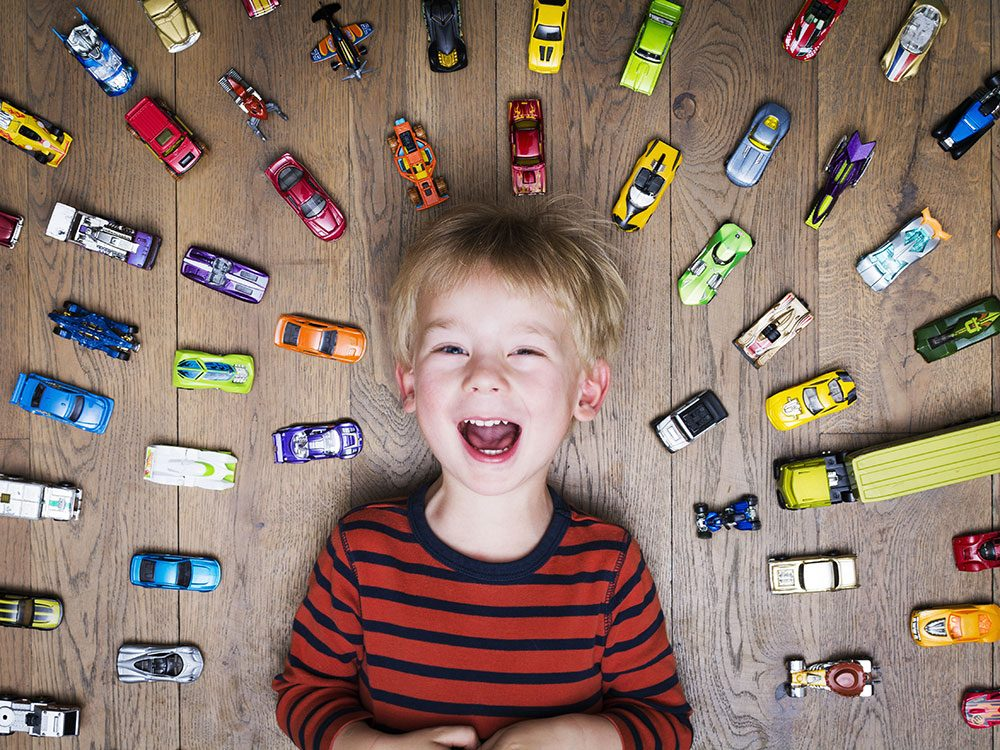 Things to buy in USA - Toys