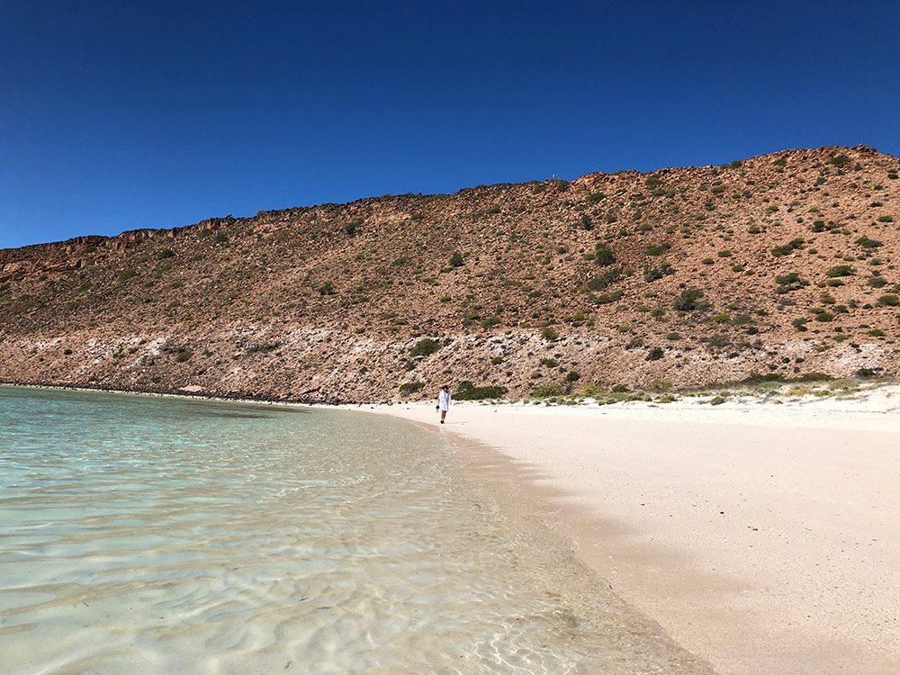 Isla Espiritu Santo, La Paz, Baja California Sur, Mexico