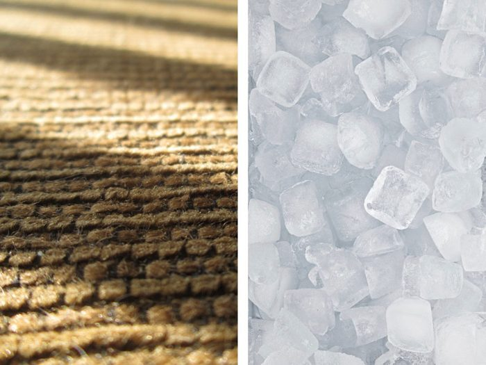 Carpeting close-up