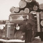 What It Was Like Logging in Quebec in the 1940s