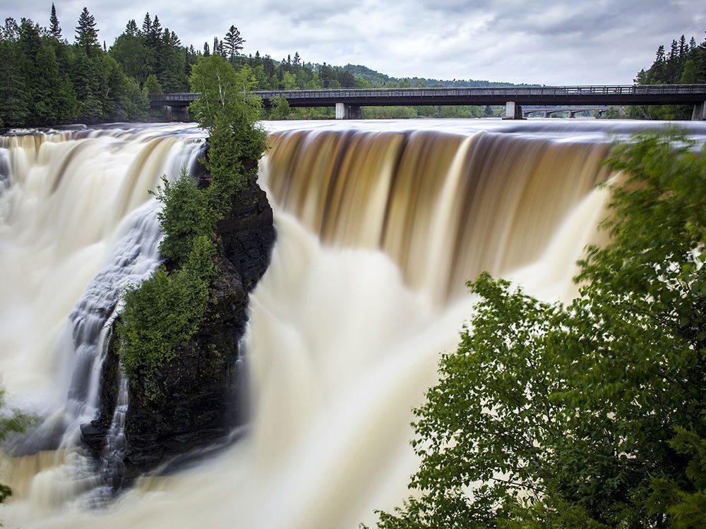 Waterfalls in Canada - Kakabeka Falls