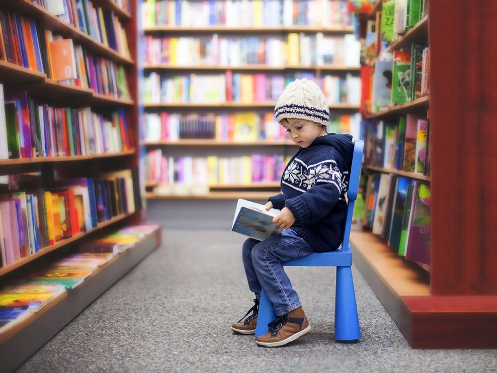 What to buy in USA - Books