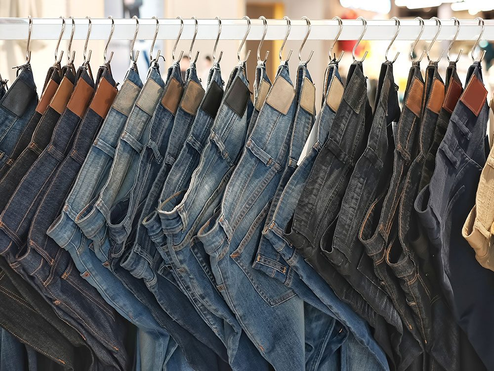 What to buy in USA - Jeans