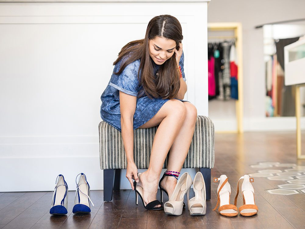 What to buy in USA - Shoes