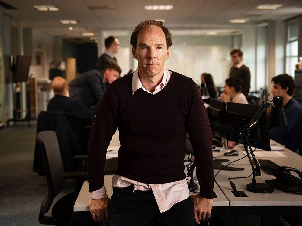 Benedict Cumberbatch in Brexit