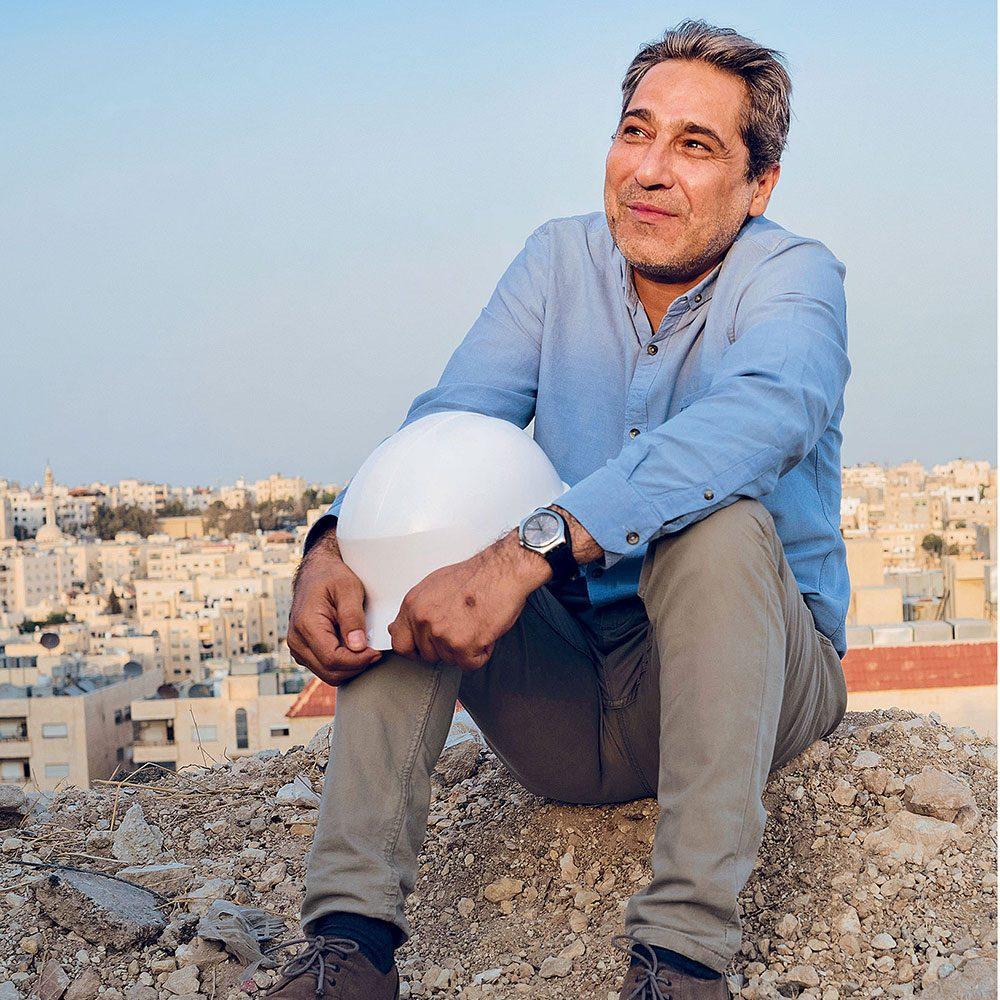 White helmets in Syria