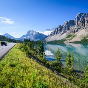 Canada road trip - Bow Lake Icefields Parkway