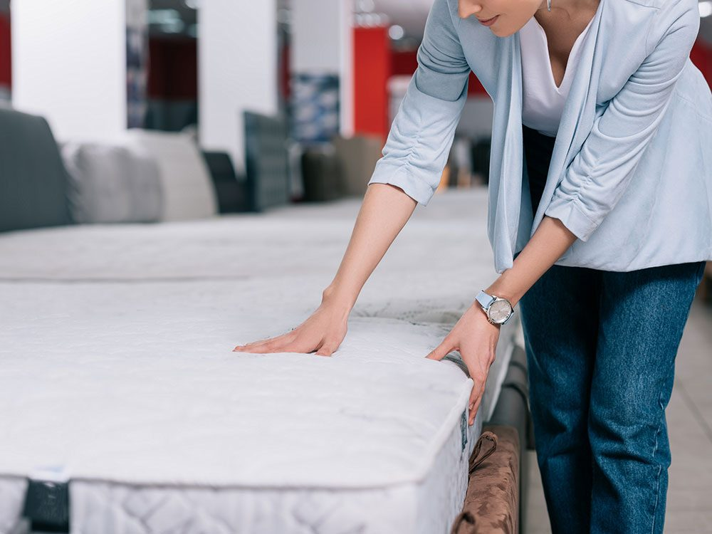 Mattress buying guide - avoid box foundations