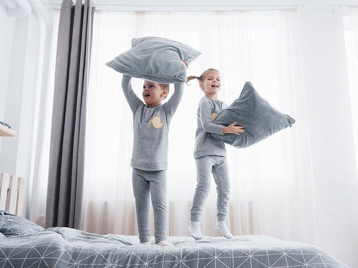 Mattress buying guide - kids bed