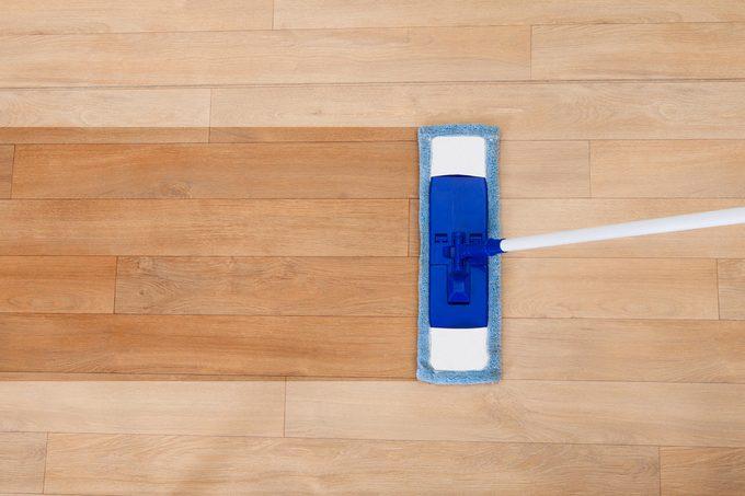 mop wood floor clean vinyl